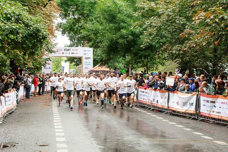 Kraków Business Run 2017