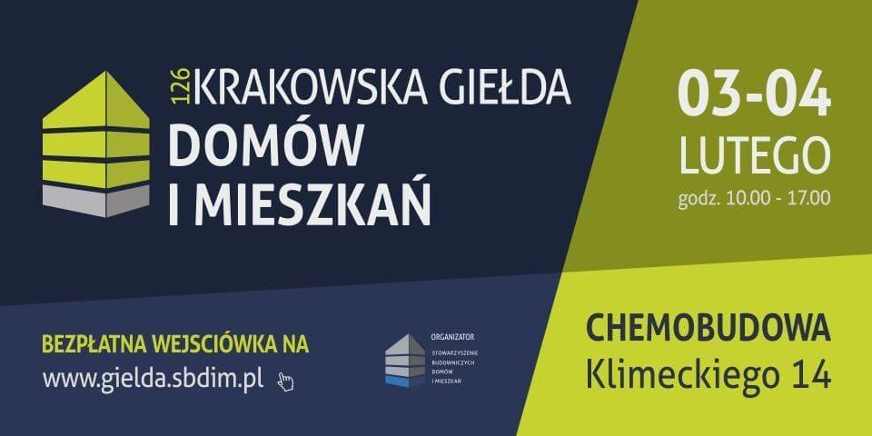 Krakowska Giełda Domów i Mieszkań z Botaniką