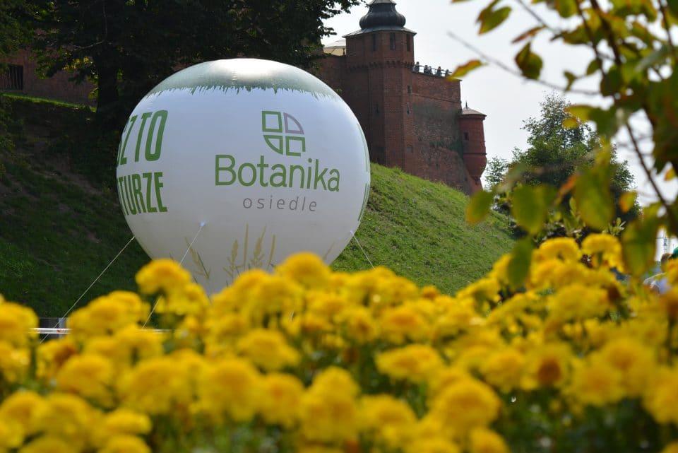 Osiedle Botanika na Kraków Business Run 2018