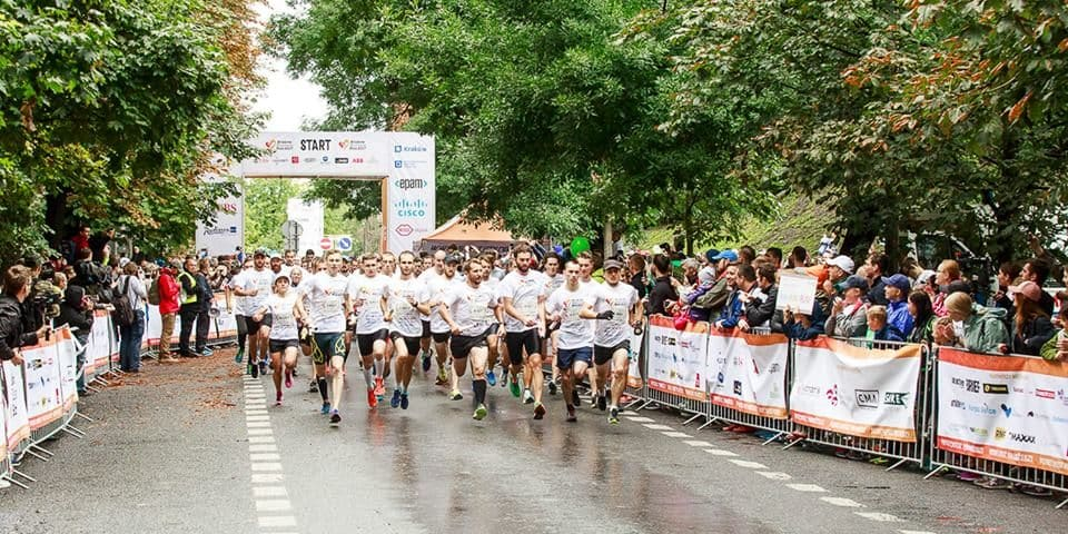 Kraków Business Run 2017