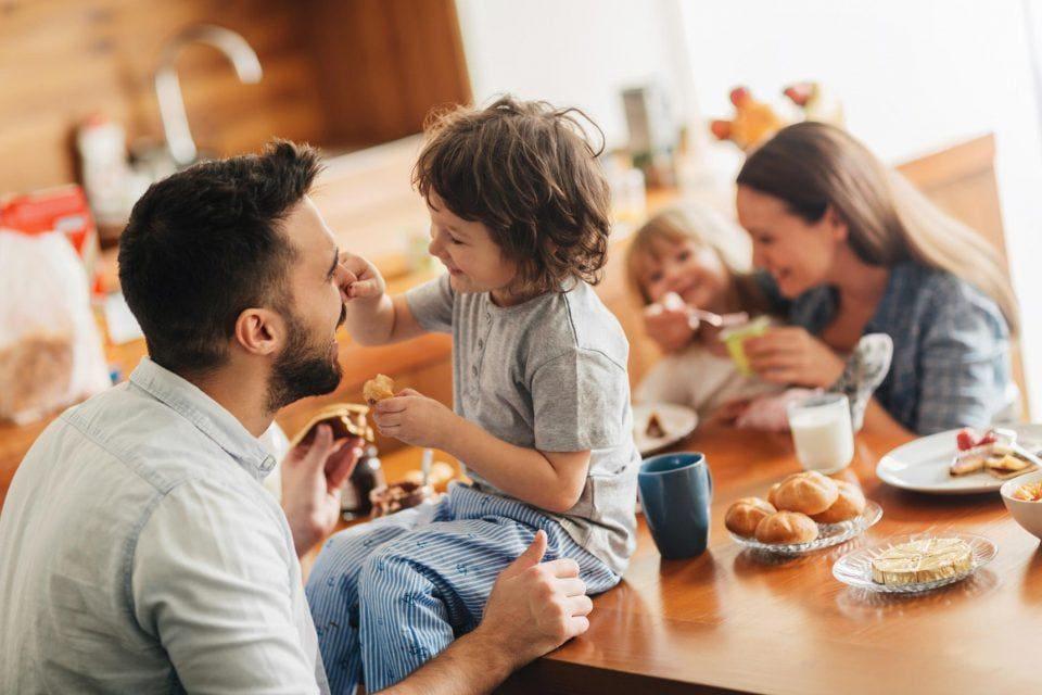 Duże mieszkanie będzie komfortowe dla rodziny z dziećmi