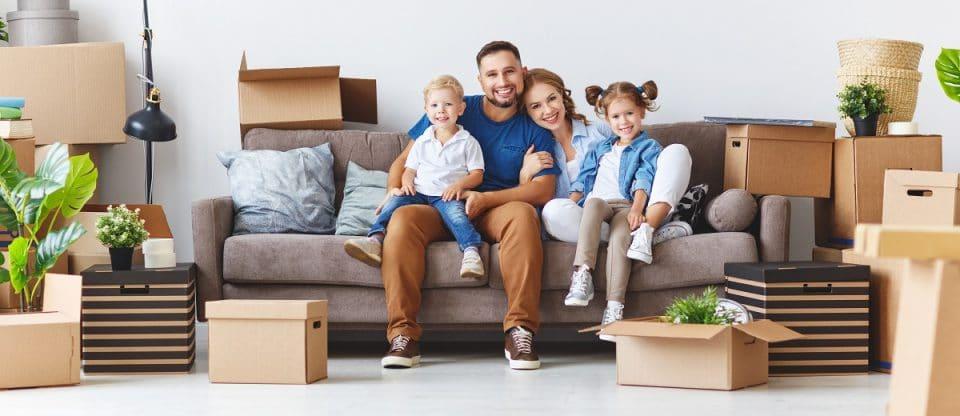 mieszkanie dla rodziny z dziećmi